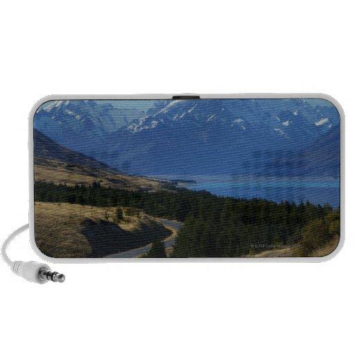 Mt. Cook, New Zealand Portable Speakers