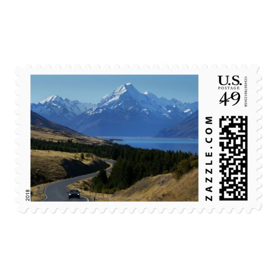 Mt. Cook, New Zealand Postage