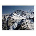 Mt Cook, New Zealand Postcard