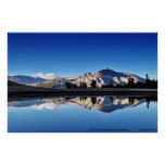 Mt. Dana, prados de Tuolumne, Yosemite, CA Poster