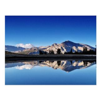 Mt.Dana, Tuolumne Meadows, Yosemite, CA. Postcard
