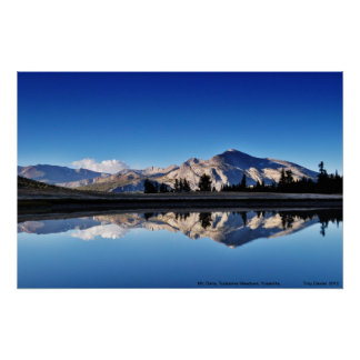 Mt. Dana, Tuolumne Meadows, Yosemite, CA. Posters