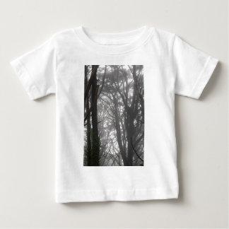 Mt Davidson Trees and Fog T Shirt