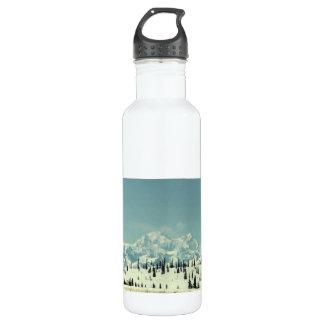 Mt. Denali 01 Stainless Steel Water Bottle