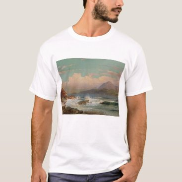 Beach Themed Mt. Desert, Maine T-Shirt