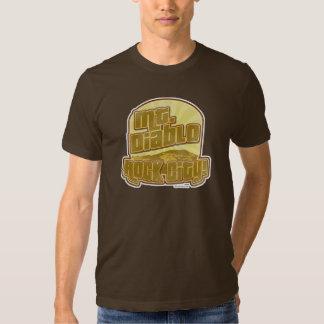 Mt. Diablo Rock City T Shirt
