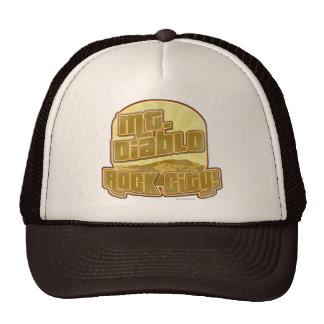 Mt. Diablo Rock City Trucker Hat