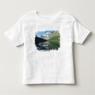 Mt Edith Cavell in Cavell Lake, Jasper National Toddler T-shirt