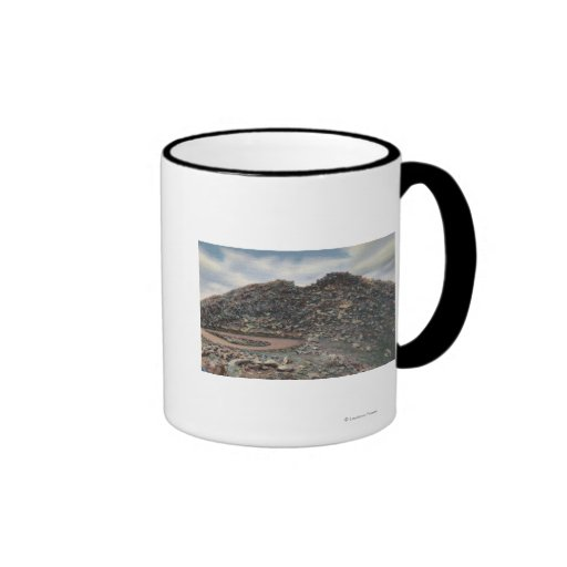 Mt. Evans, Colorado Summit ViewMt. Evans, CO Coffee Mugs