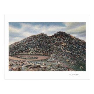 Mt. Evans, Colorado Summit ViewMt. Evans, CO Postcard