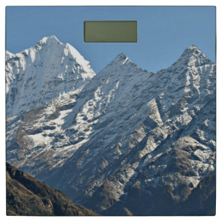 Mt Everest Bathroom Scale