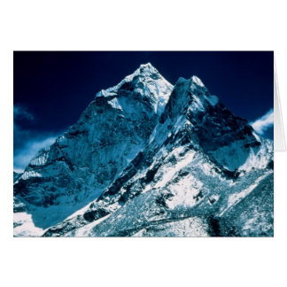 Mt. Everest Card
