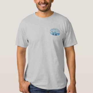 Mt. Everest Embroidered T-Shirt