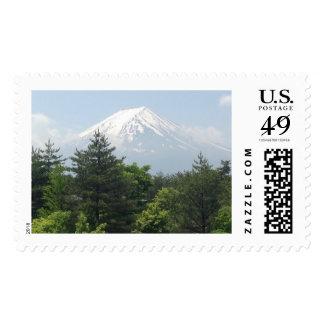Mt. Fugi Stamps