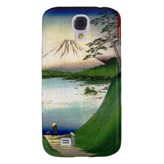 Mt. Fuji in Japan circa 1800's Galaxy S4 Covers