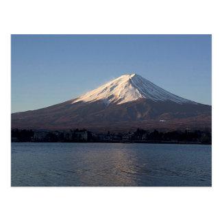 Mt. Fuji* Japan Postcard