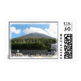 Mt Fuji Stamps