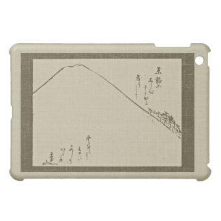 Mt. Fuji Sumi-e iPad Case