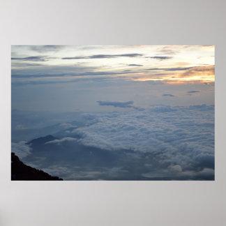 Mt. Fuji Summit 1 Poster
