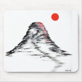 Mt Fuji Sun Rise Mouse Pad