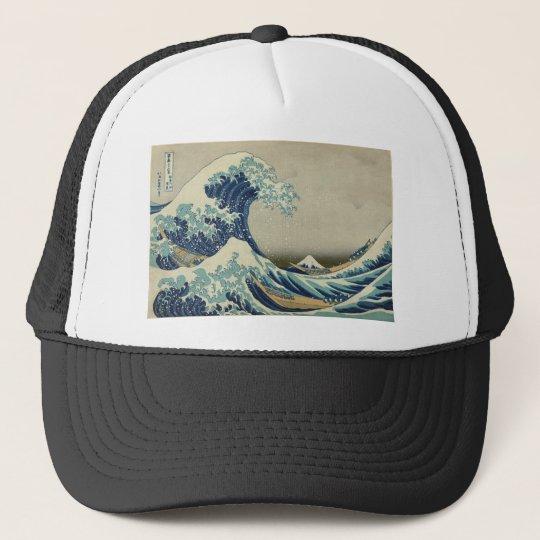 Mt. Fuji view 01 Trucker Hat