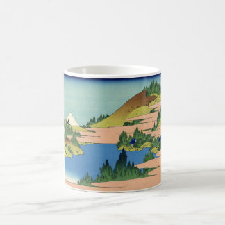 Mt. Fuji view 24 Classic White Coffee Mug