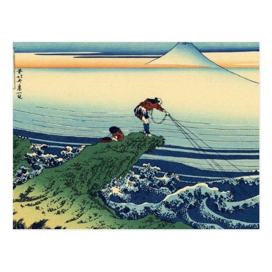 Mt. Fuji view 32 Postcard