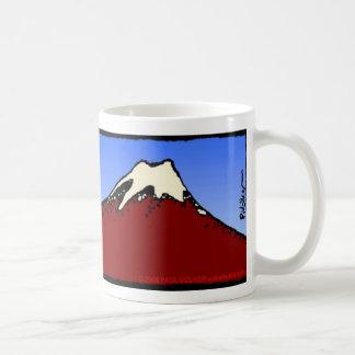 MT. FUJI w/ COFFEE $12.95 Classic White Coffee Mug