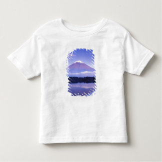 Mt. Fuji with Lenticular Cloud, Motosu Lake, Toddler T-shirt