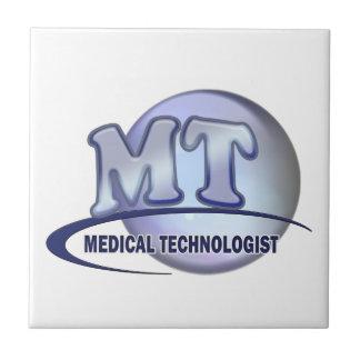MT FunBlue LOGO - MEDICAL  TECHNOLOGIST LABORATORY Tile
