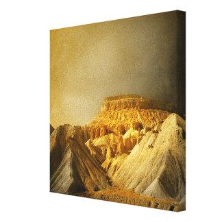 Mt. Garfield Canvas Print