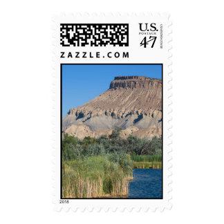 Mt. Garfield Postage