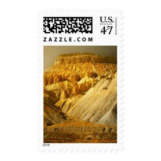 Mt. Garfield Postage Stamp