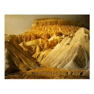 Mt. Garfield Postcard