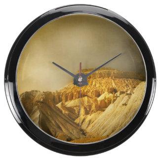 Mt. Garfield Relojes Acuario