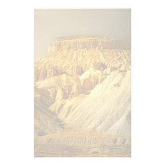 Mt. Garfield Stationery