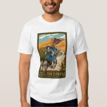 Mt. Haleakala Bicycle Rides Hawaii Shirt