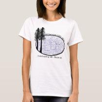 Mt Hannah T-Shirt