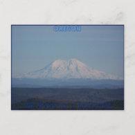Mt Hood 1 Post Card