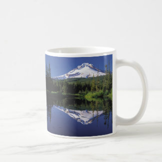 Mt. Hood And A Mirror Lake Coffee Mug