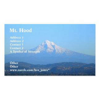 Mt. Hood Business Card