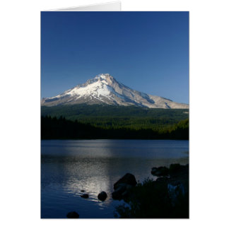 Mt. Hood from Trillium Lake Cards