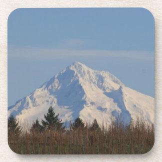 Mt Hood, Oregon Beverage Coasters