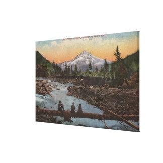 Mt. Hood, Oregon Canvas Print