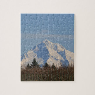 Mt Hood, Oregon Jigsaw Puzzle