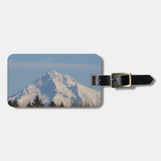 Mt Hood, Oregon Travel Bag Tags
