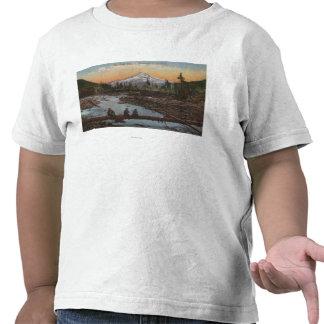 Mt. Hood, Oregon Shirt