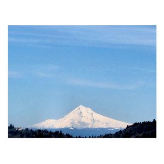 Mt hood postcard