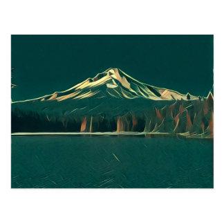 Mt. Hood Postcard