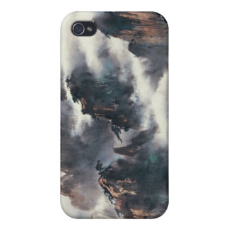MT. HUANG SHAN iPhone 4/4S COVER
